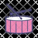 Drum Musical Instrument Music Instrument Icon