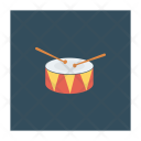 Drum Music Instruments Icon