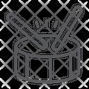 Drum Music Beat Icon