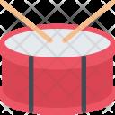 Drum Music Equipment Icon