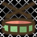 Drum Instrument Percussion Icon