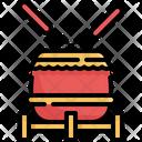 Drum Chinese New Year Chinese Icon