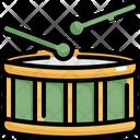 Drum Saint Patricks Day Patrick Icon