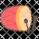 Drum Bedug Percussion Icon