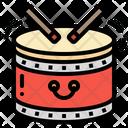 Drum China Musical Icon