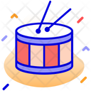 Drum Music Instrument Icon