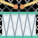 Drum Sound Celebration Icon