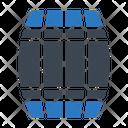 Drum Beekeeping Barrel Icon