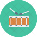 Drum Snare Percussion Icon