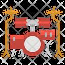 Drum Music Percussion Icon