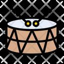 Drum Stick Toy Icon