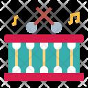 Drum Music Musical Icon