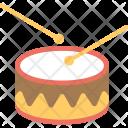 Drum Festive Celebration Icon