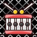 Drum Musical Instrument Musical Drum Icon