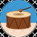 Bedug Drum Muslim Icon