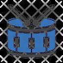 Drum Stick Musical Icon