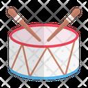Drum Celebration Instrument Icon