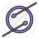 Snare Drum Instrument Icon
