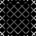 Drum Steel Factory Icon