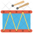 Drum Music Snare Icon