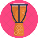 Music Drum Instrument Icon