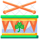 St Patricks Day Cultures Music And Multimedia Icon