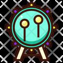 Drum Bedug Instrument Icon