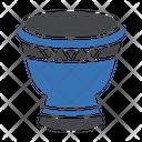 Drum Music Beats Icon