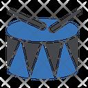 Drum Beats Instrument Icon