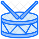 Drum Instrument Sound Icon