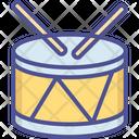 Drum Drum Beat Music Icon