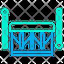 Baraban Drum Drum Drum Sticks Icon