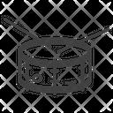 Drum Instrument Music Icon