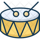 Drum Hand Drum Childrens Drum Icon