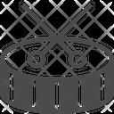 Drum Sticks Music Instrument Instrument Icon