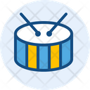 Drum Drum And Stick Music Icon