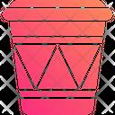 Drum Musical Instrument Tabla Icon