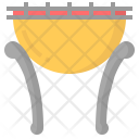 Drum Instruments Music Icon