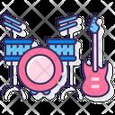 Drum Bass Bass Drum Icon