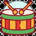 Drum Drum Beat Musical Instrument Icon