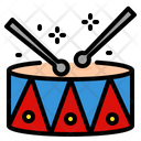 Circus Carnival Party Icon