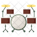 Drum Drum Band Musical Instrument Icon