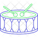 Drumbeat Beat Celebration Icon