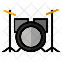 Drumset Icon