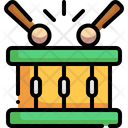 Drumstick Musical Instrument Orchestra Icon