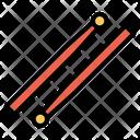 Drumsticks Icon