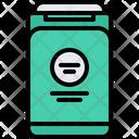 Dry Deodorant Bathroom Icon