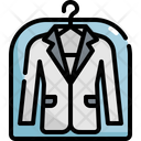 Dry Cleaning Laundry Icon