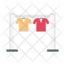 Clothes Shirt Hanging Icon