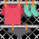 Quarantine Stayhome Washing Cleaning Icon
